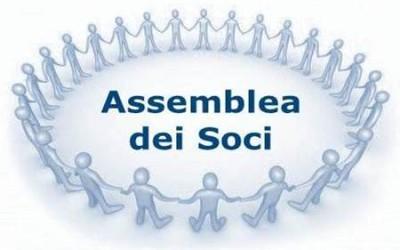 Assemblea Soci, Domenica 15/12 ore 9:00