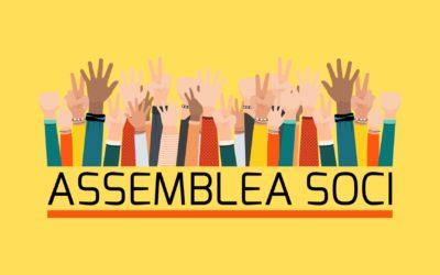 27/06/2021 ore 9:00 – Assemblea Soci c/o Parco Manara di Bibbiano (RE)