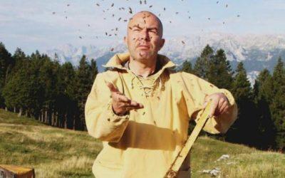 Salutiamo Andrea Paternoster, apicoltore e presidente di Mieli Thun