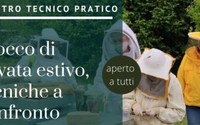 Blocco di Covata Estivo, Tecniche a Confronto, 30/06/2021 – Podere Stuard, Parma